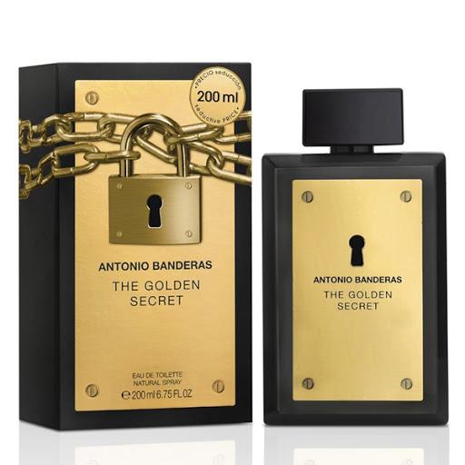 Antonio Banderas The Golden Secret, 200ml, Toaletní voda
