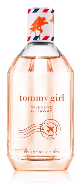 Tommy Hilfiger Tommy Girl Weekend Getaway - bez krabice, 100ml, Toaletní voda