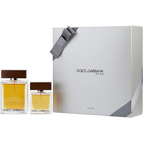 Dolce & Gabbana The One for Men, toaletní voda 100ml + toaletní voda 30ml, Dárková sada