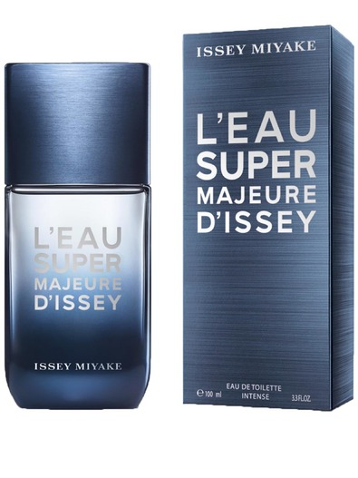 Issey Miyake L'Eau Super Majeure D'Issey, 100ml, Toaletní voda