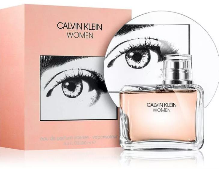 Calvin Klein Women Intense, 100ml, Parfémovaná voda