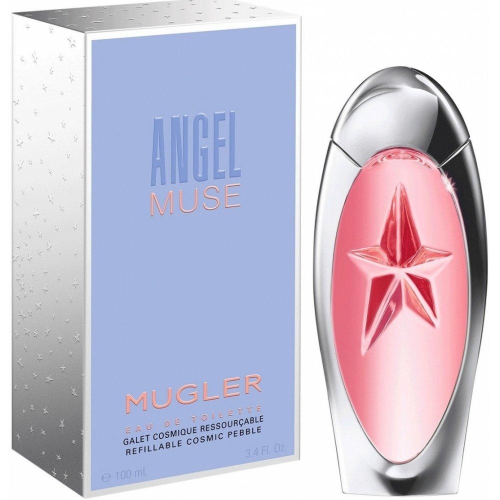 Thierry Mugler Angel Muse, 100ml, Toaletní voda
