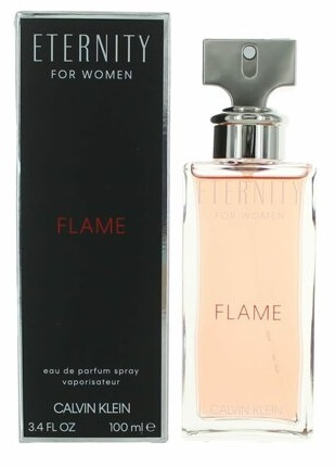 Calvin Klein Eternity Flame, 100ml, Parfémovaná voda