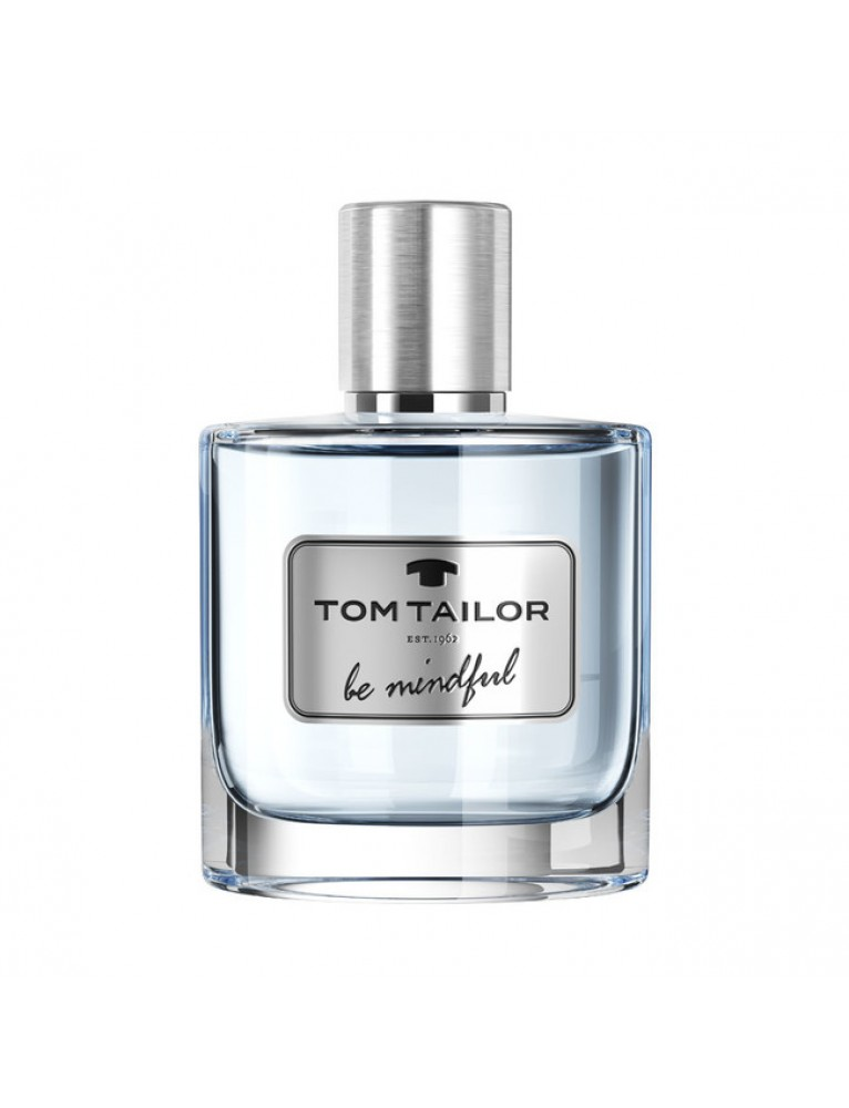 Tom Tailor Be Mindful Man, 50ml, Toaletní voda - Tester