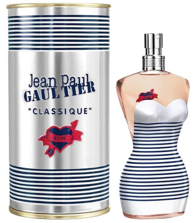 Jean Paul Gaultier Classique In Love The Sailor Girl, 100ml, Toaletní voda
