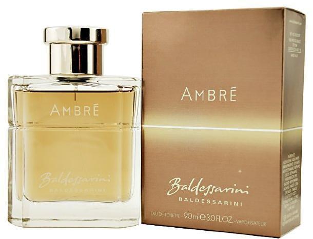 Hugo Boss Baldessarini Ambré, Toaletní voda, 90ml, Pánska vôňa