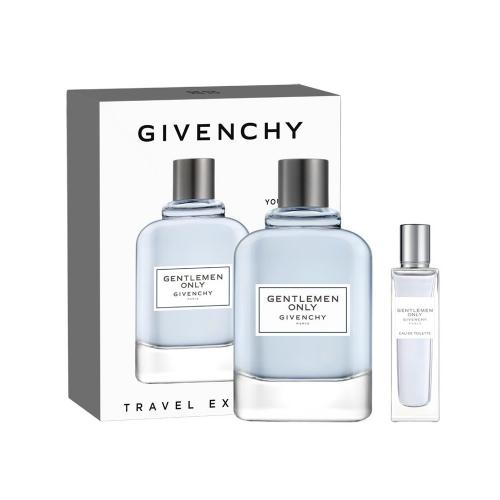 Givenchy Gentlemen Only, toaletní voda 100ml + toaletní voda 15ml (Travel set), Dárková sada