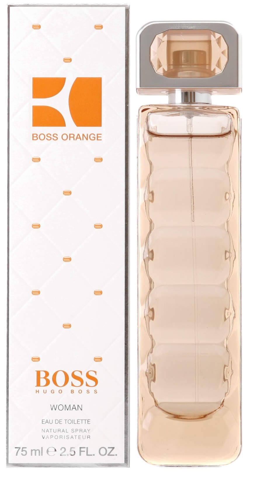 Hugo Boss Orange Woman, 75ml, Toaletní voda