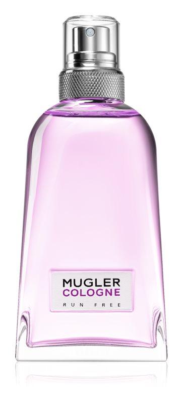 Thierry Mugler Cologne Run free, 100ml, Toaletní voda - Tester