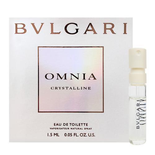 Bvlgari Omnia Crystalline, 1.5ml, Toaletní voda
