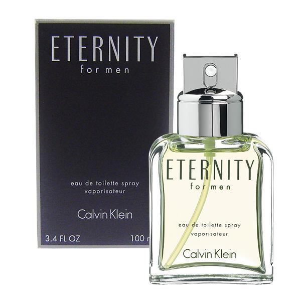Calvin Klein Eternity for Men, 100ml, Toaletní voda