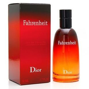 Christian Dior Fahrenheit, 50ml, Toaletní voda