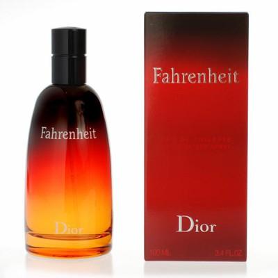Christian Dior Fahrenheit, 100ml, Toaletní voda