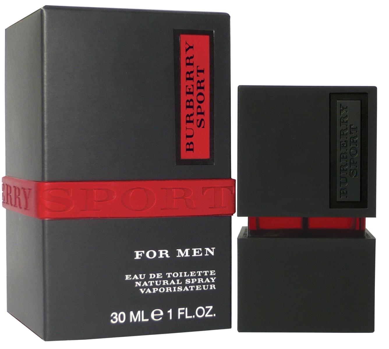 Burberry Sport for Men, Toaletní voda, 30ml, Pánska vôňa