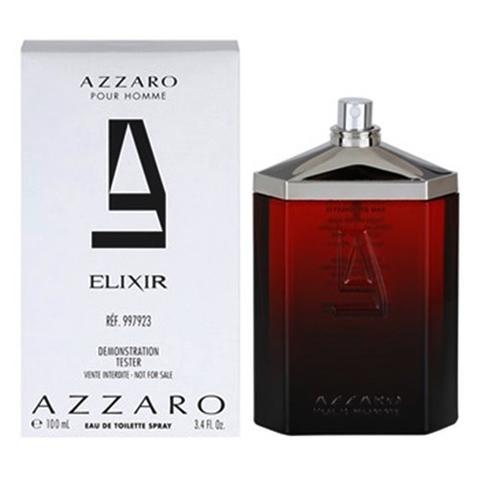 Azzaro Pour Homme Elixir, Toaletní voda - Tester, 100ml, Pánska vôňa