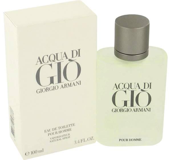 Giorgio Armani Acqua di Gio pour Homme, Toaletní voda, 100ml, Pánska vôňa
