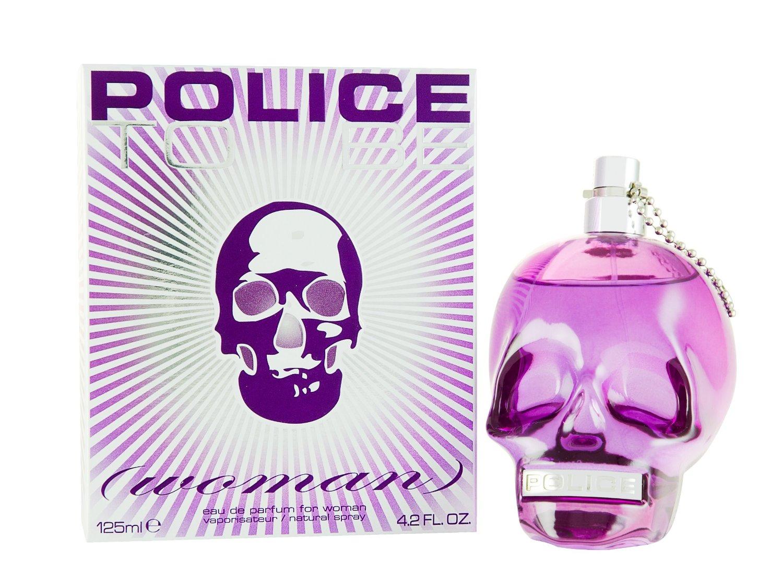 Police To Be Woman, 125ml, Parfémovaná voda
