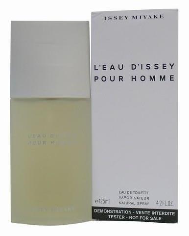 Issey Miyake L´Eau D´Issey pour Homme - s víčkem, 125ml, Toaletní voda - Tester