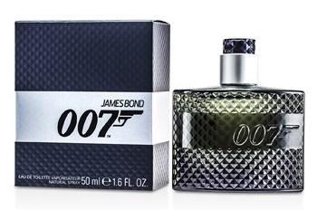 James Bond 007, 50ml, Toaletní voda