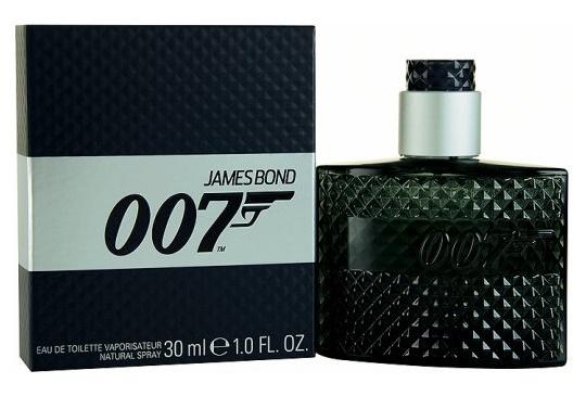 James Bond 007, 30ml, Toaletní voda