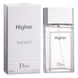 Christian Dior Higher, 100ml, Toaletní voda