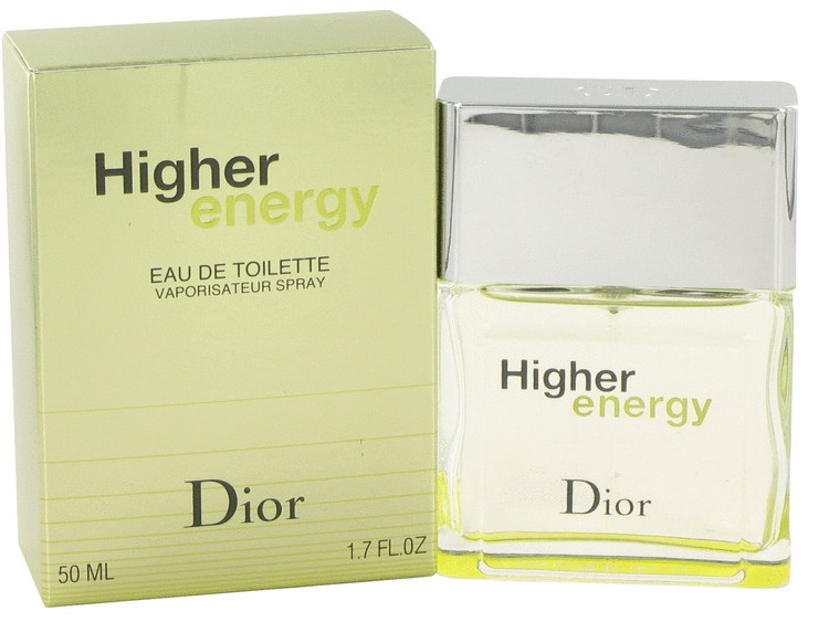 Christian Dior Higher Energy, 50ml, Toaletní voda