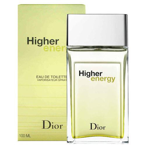 Christian Dior Higher Energy, 100ml, Toaletní voda