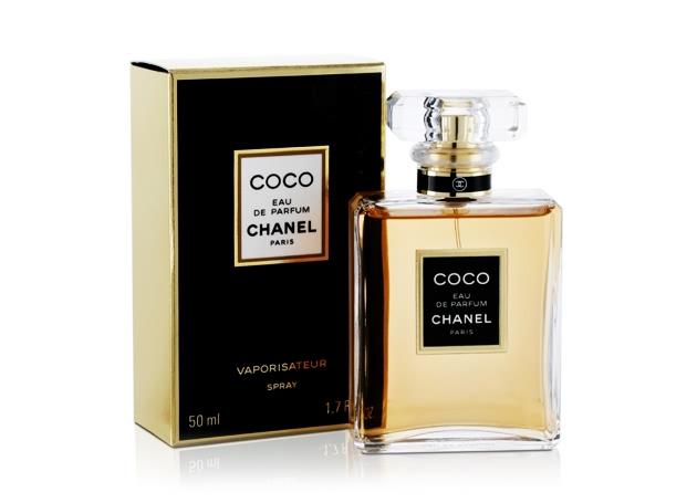 Chanel Coco, Parfémovaná voda, 50ml, Dámska vôňa