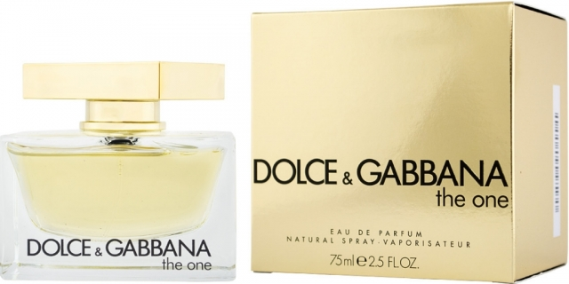 Dolce & Gabbana The One, 75ml, Parfémovaná voda