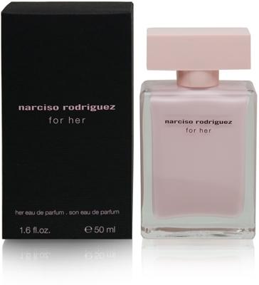 Narciso Rodriguez Narciso Rodriguez for Her, 50ml, Parfémovaná voda