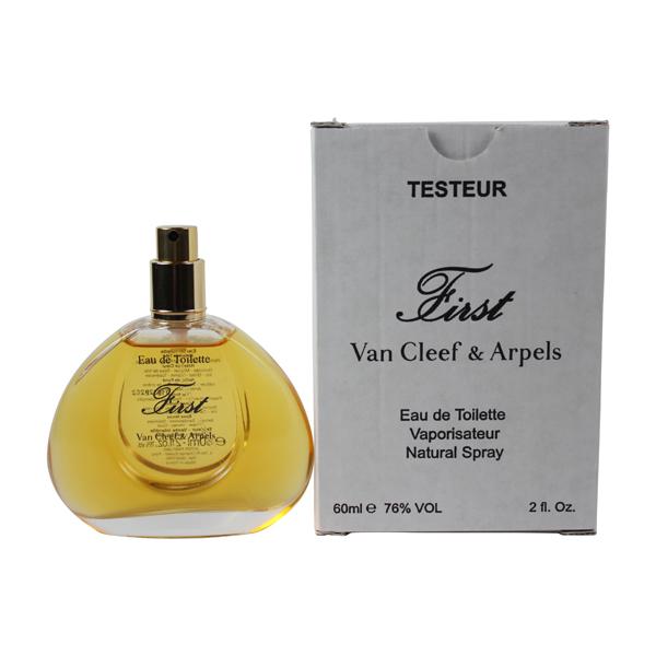 Van Cleef & Arpels First, 60ml, Toaletní voda - Tester