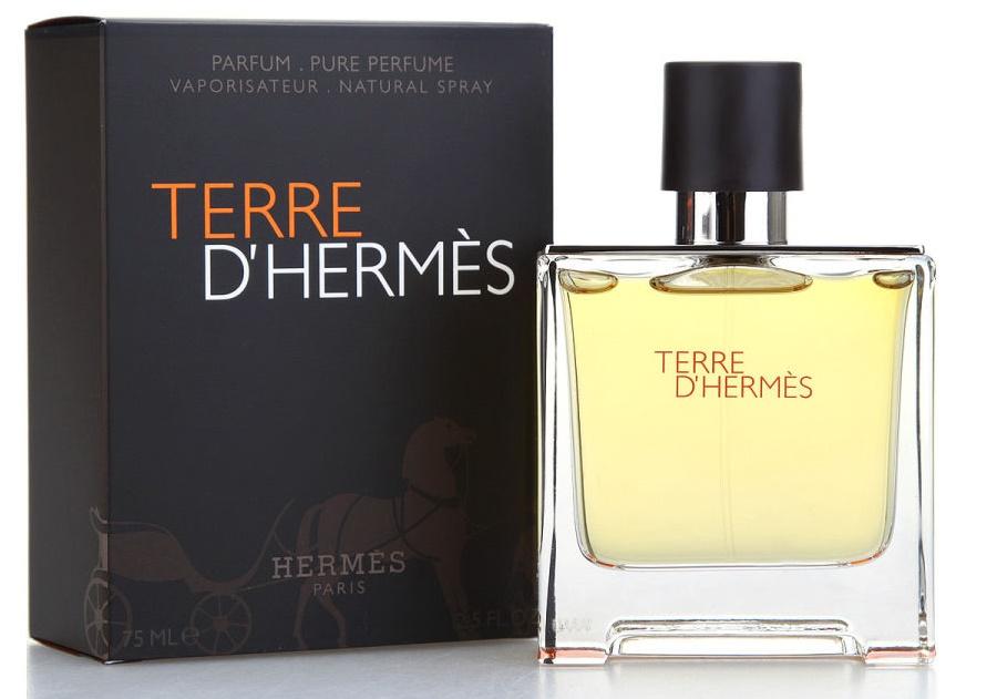 Hermes Terre D´Hermes Parfum, 75ml, Parfémovaná voda