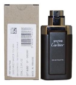 Cartier Santos de Cartier, 100ml, Toaletní voda - Tester