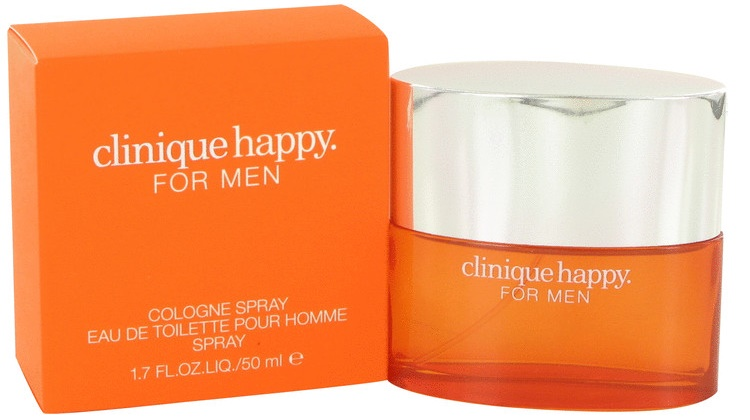 Clinique Happy for Men, 50ml, Toaletní voda