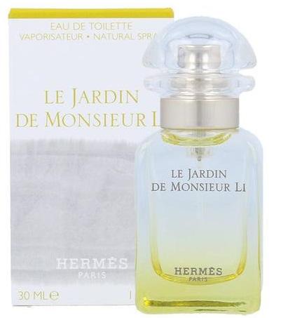Hermes Le Jardin de Monsieur Li, 30ml, Toaletní voda