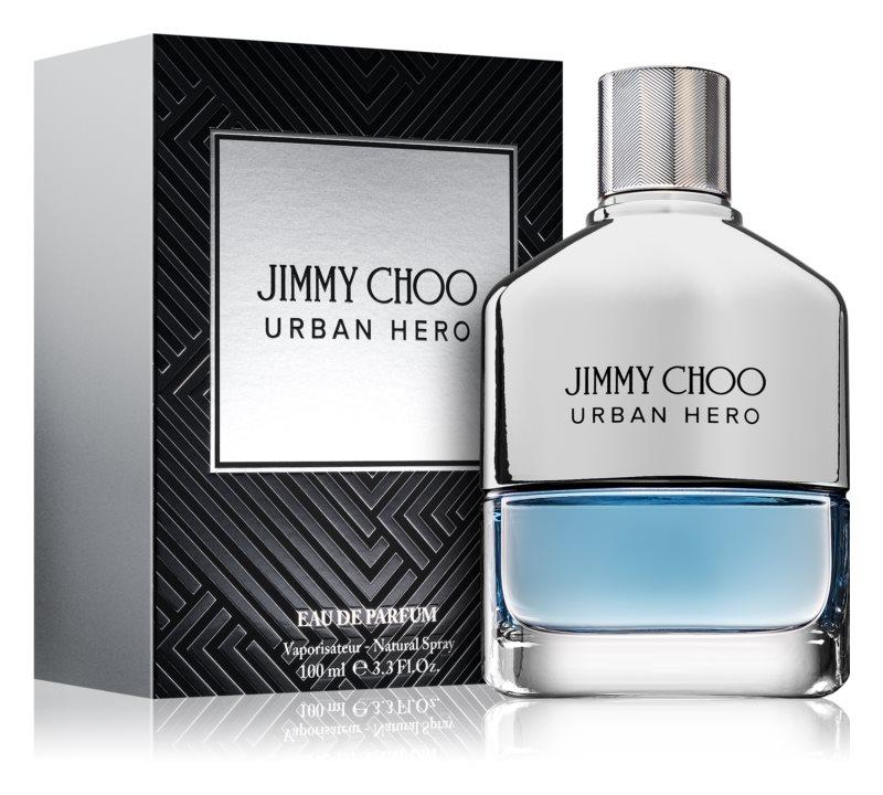 Jimmy Choo Urban Hero, 100ml, Parfémovaná voda