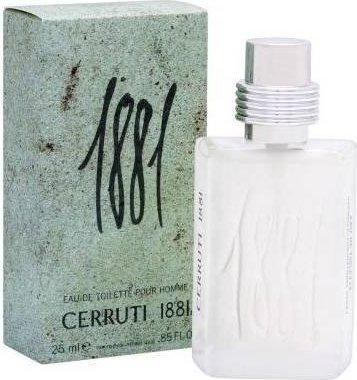 Cerruti 1881 pour Homme, 25ml, Toaletní voda