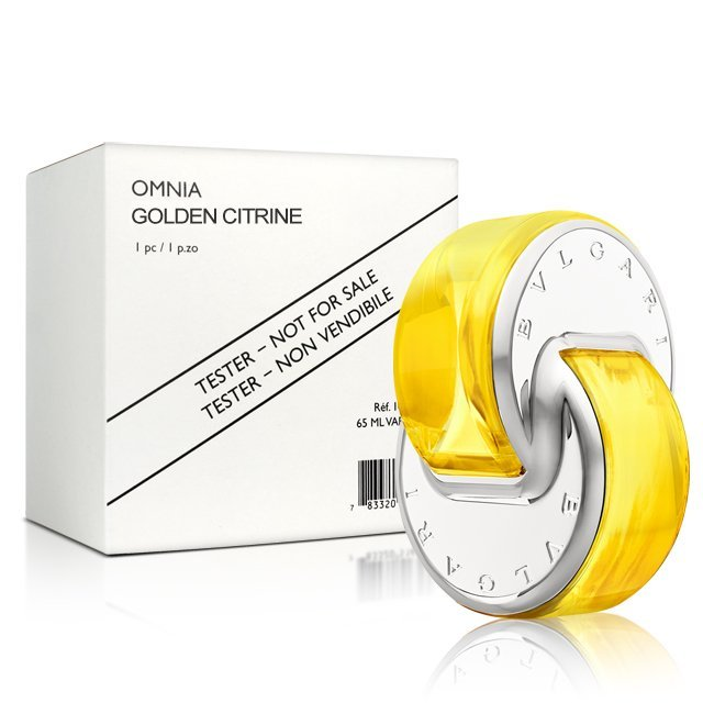 Bvlgari Omnia Golden Citrine, 65ml, Toaletní voda - Tester
