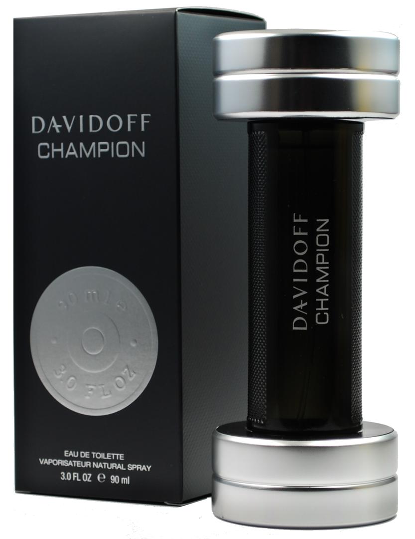 Davidoff Champion, 90ml, Toaletní voda