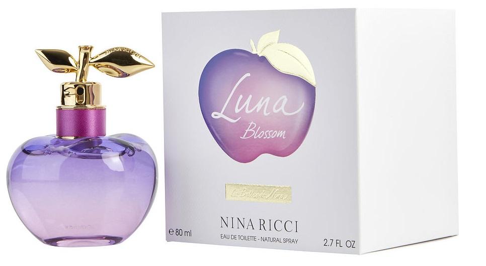 Nina Ricci Luna Blossom, Toaletní voda, Pro ženy, 80ml