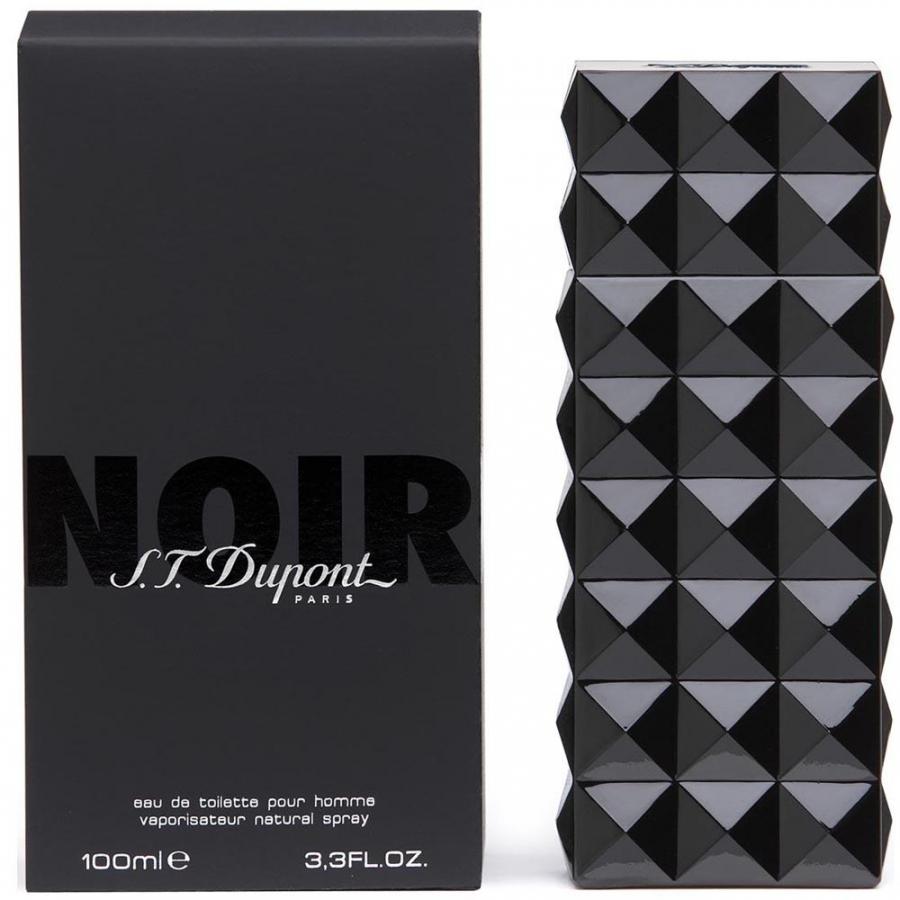 S.T.Dupont Noir pour Homme, 100ml, Toaletní voda