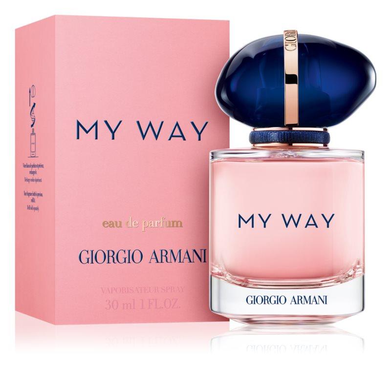 Giorgio Armani My Way, 30ml, Parfémovaná voda