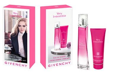 Givenchy Very Irresistible, toaletní voda 50ml + tělové mléko 75ml, Dárková sada