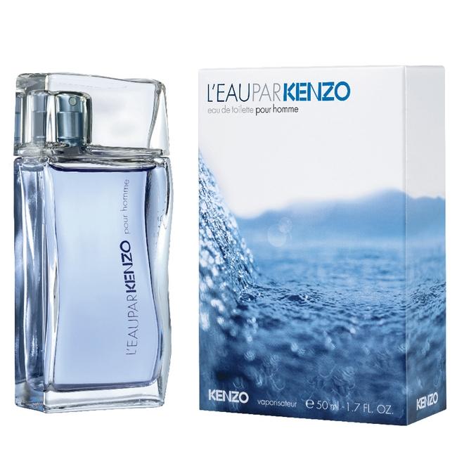 Kenzo L´eau par Kenzo pour Homme, Toaletní voda, 50ml, Pánska vôňa