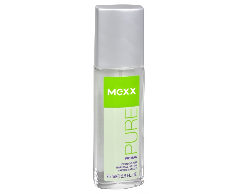 Mexx Pure for Women, 75ml, Deodorant