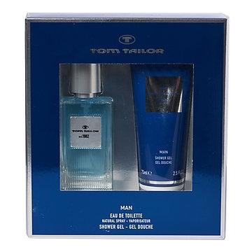 Tom Tailor Est. 1962 Man, Dárková sada, Pánska vôňa, toaletní voda 30ml + sprchový gel 75ml