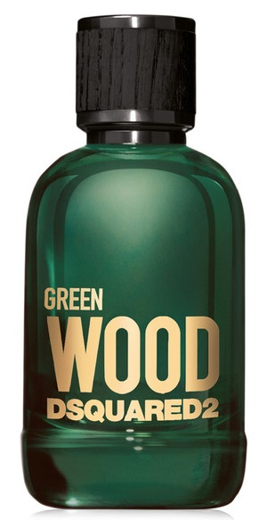 Dsquared2 Green Wood, 100ml, Toaletní voda - Tester