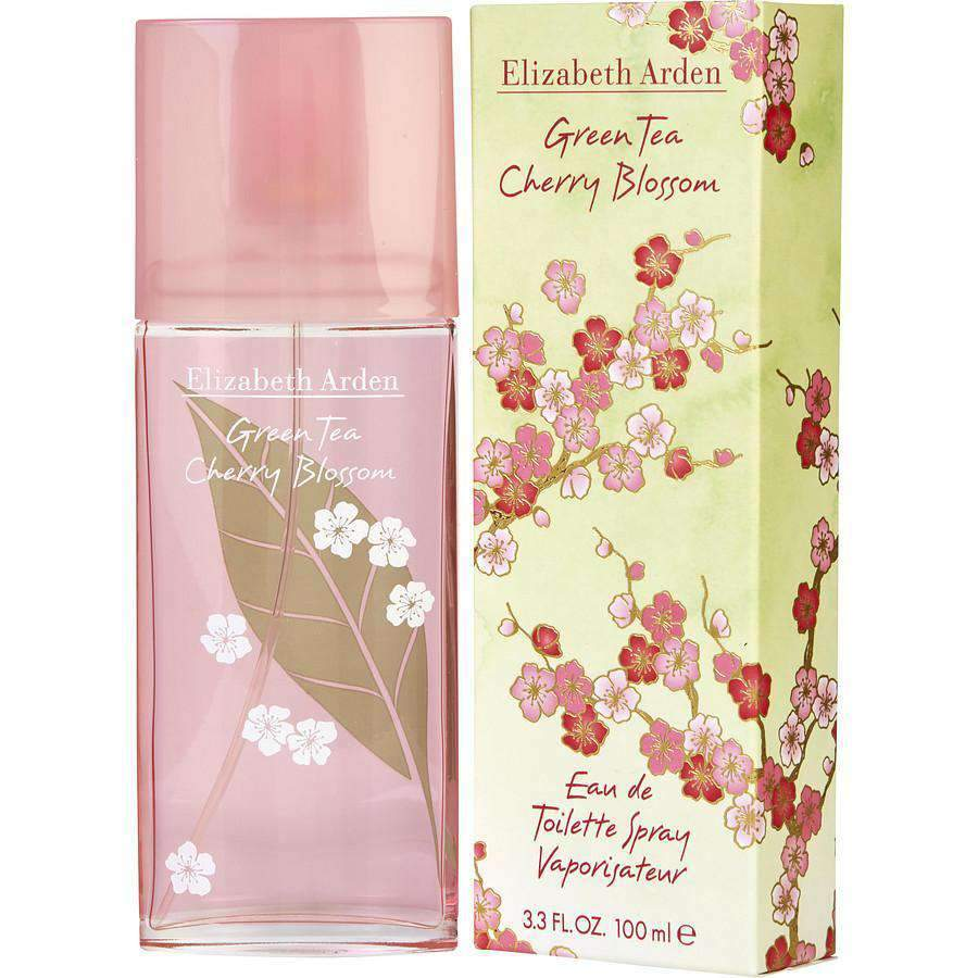Elizabeth Arden Green Tea Cherry Blossom, 100ml, Toaletní voda