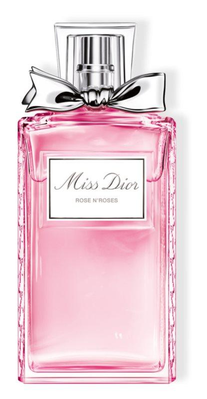 Christian Dior Miss Dior Rose N´Roses, 100ml, Toaletní voda - Tester