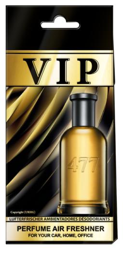 VIP Air Parfémový osvěžovač vzduchu Hugo Boss No.6 Bottled Intense, 13g